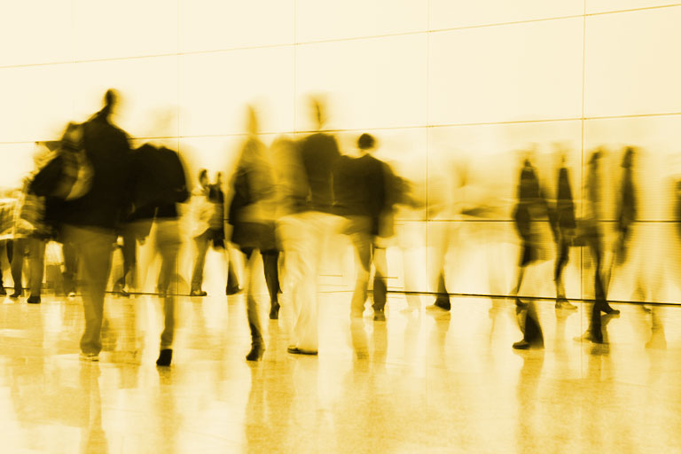 menschen in bewegung, foto: istock b&m noskowski