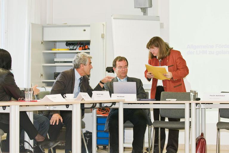 seminarsituation im pi-zkb, foto: bernhard lang