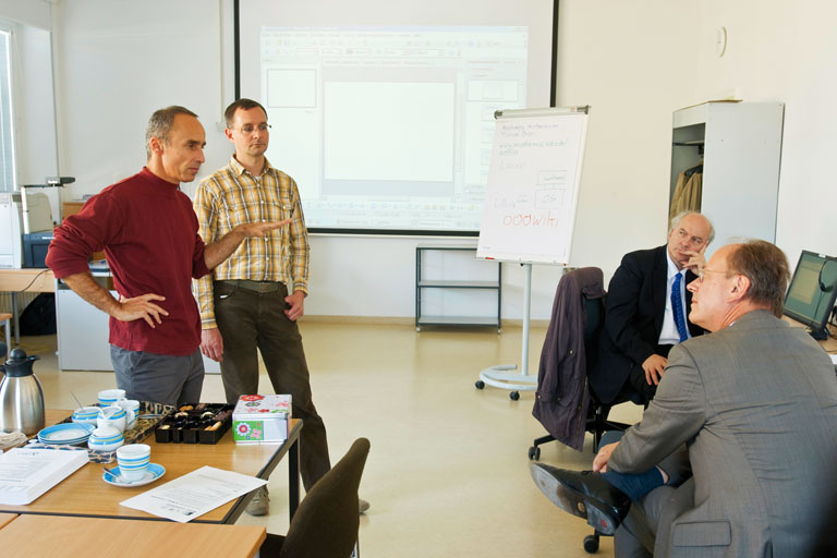 medienfortbildung im pi-zkb, foto: bernhard lang