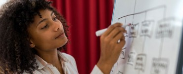 studentin mit tablet - close-up haende, foto: fotolia, zhu difeng