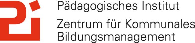 logo pi - paedagogisches institut, zentrum für kommunales bildungsmanagement