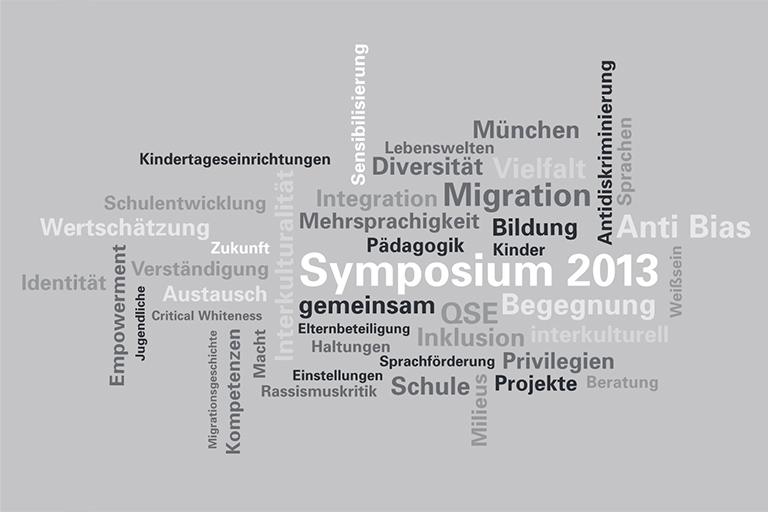 Word-Cloud zum Symposium 2013