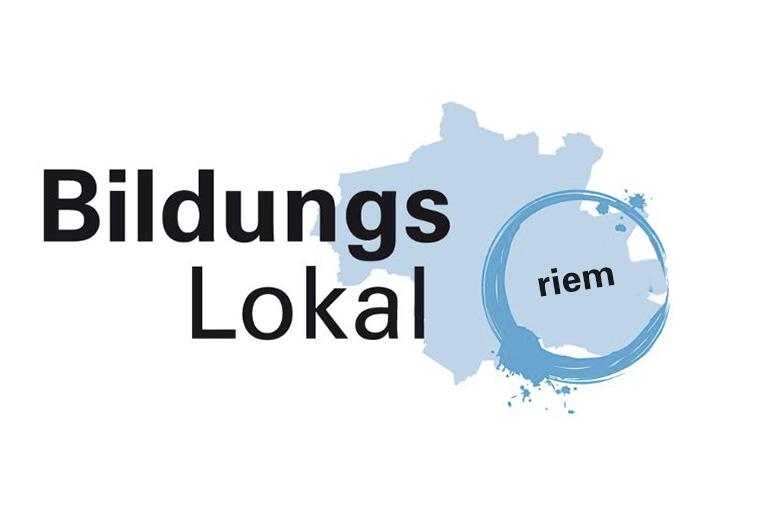 logo bildungslokal riem