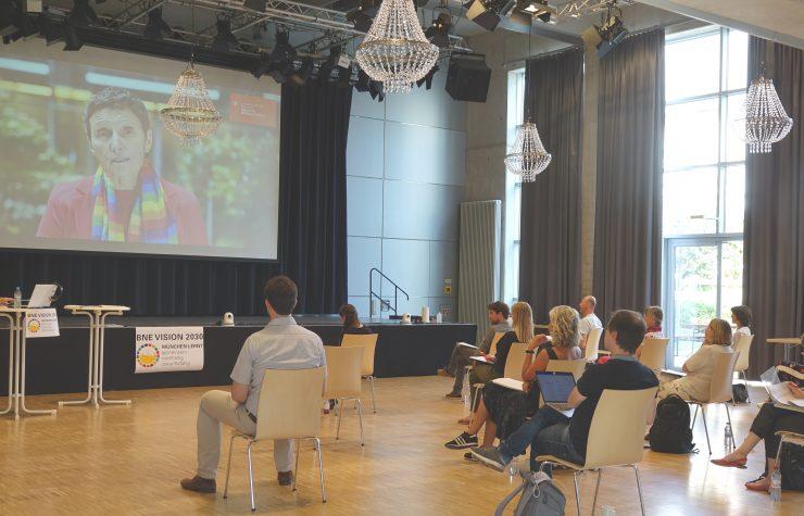 Videobotschaft Stadtschulrätin Beatrix Zurek