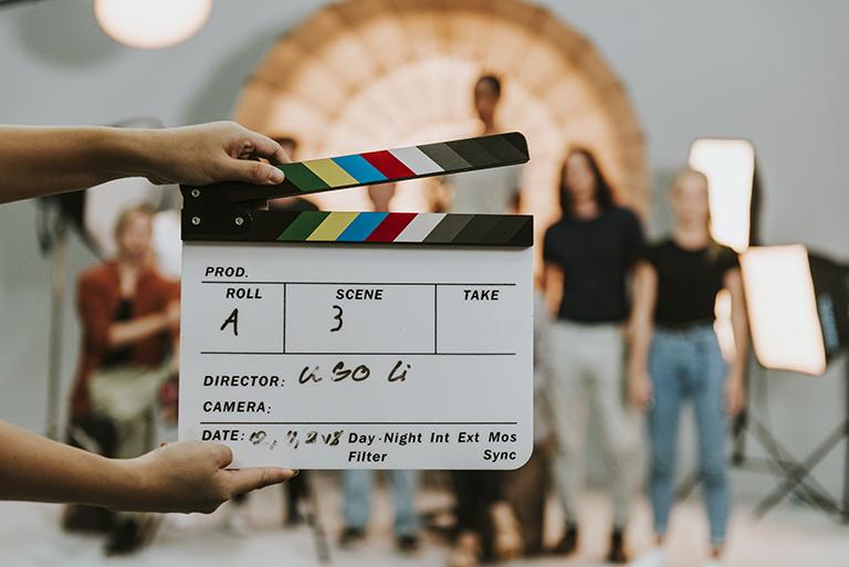 Filmpädagogik   AdobeStock Foto: rawpixel.com